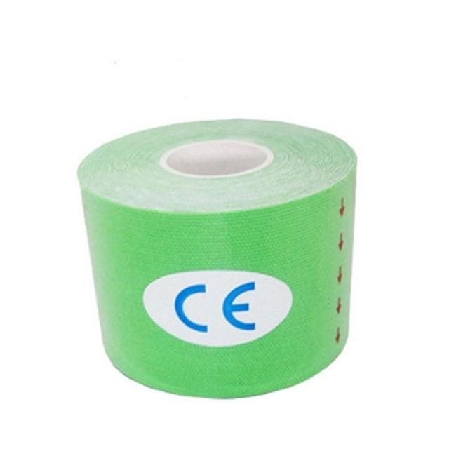 Muscle Engineering Procircle Elastic Tape Green