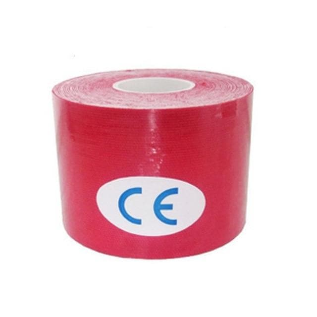 Muscle Engineering Procircle Elastic Tape Red