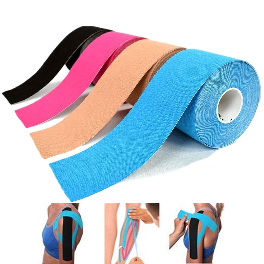 Cotton Elastic Kinesiology Tape 100% Cotton