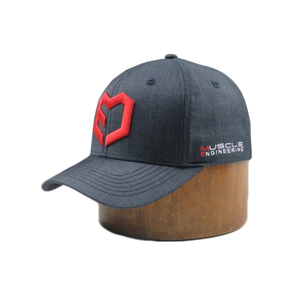 Muscle Engineering Baseball Cap Front Side View