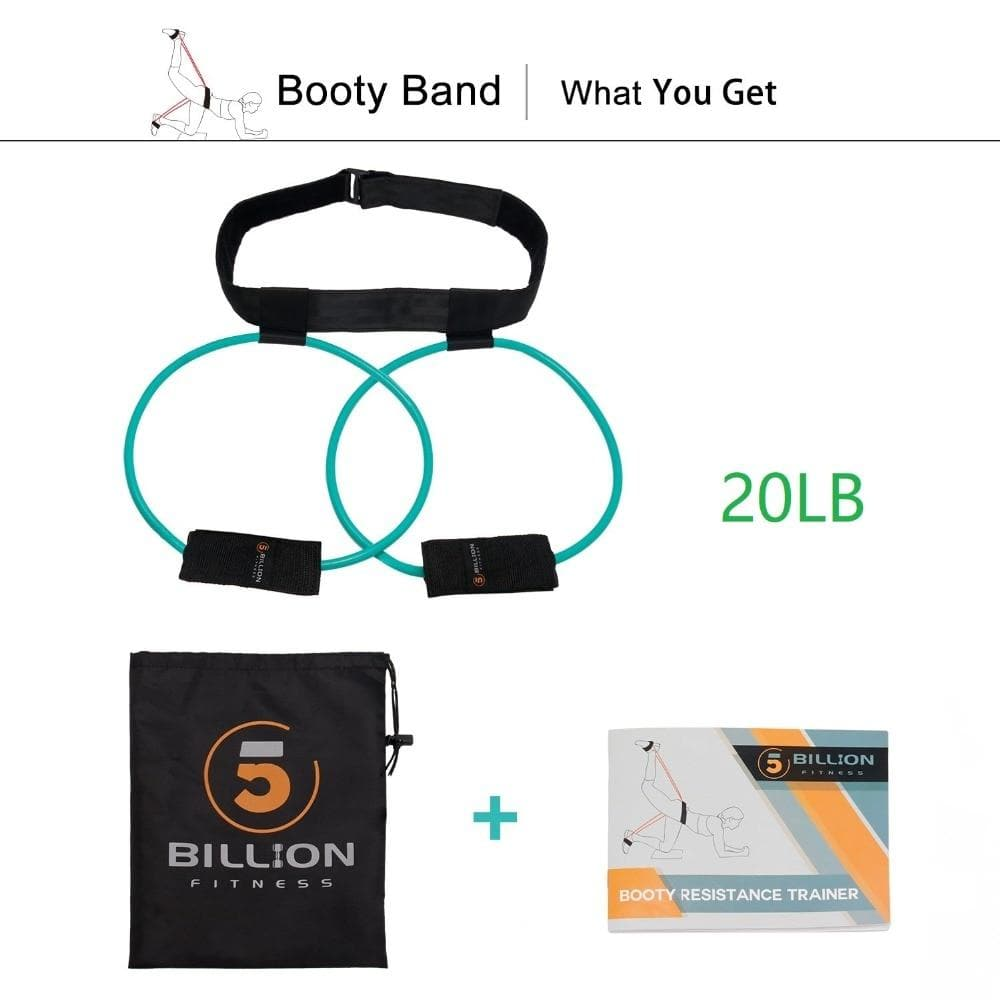 Glute Builder Adjustable Waist Band- Glute Shaping