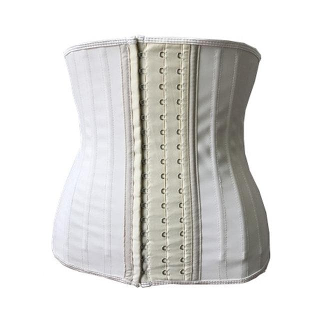 Latex Support Waist Trainer 9 or 25 boning