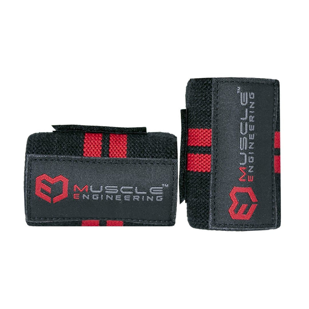 Muscle Engineering Gorilla Wrist Wraps Front Image