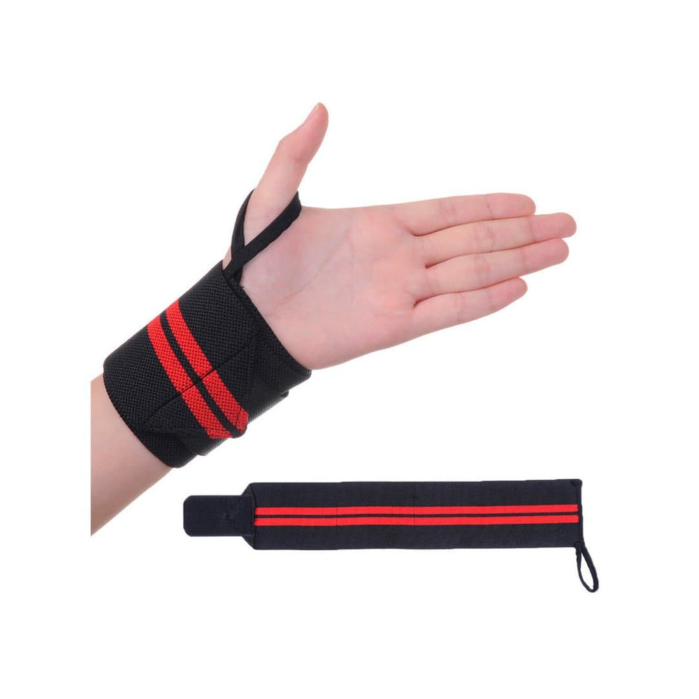 Muscle Engineering Gorilla Wrist Wrap Guide How To Use Image