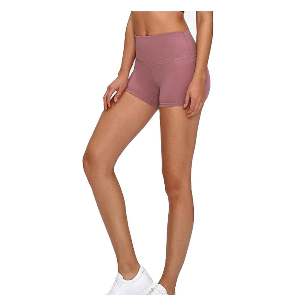 ME- High Waisted Bike Training Shorts