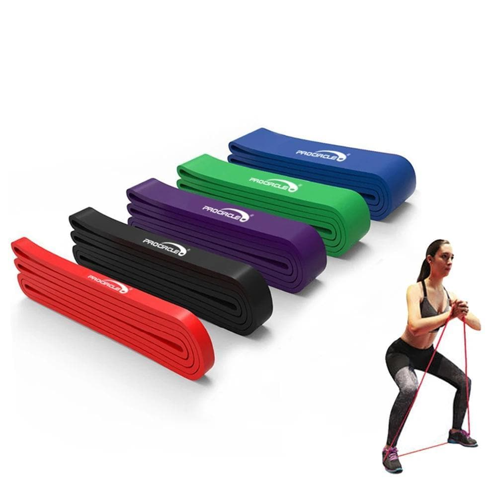 Muscle Engineering Procircle Resistance Band 5 Bands