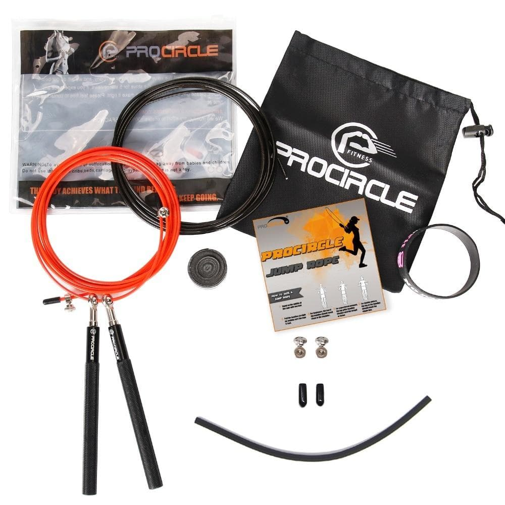 ProCircle Muscle Engineering Skipping Rope Set Image Ball Bearing