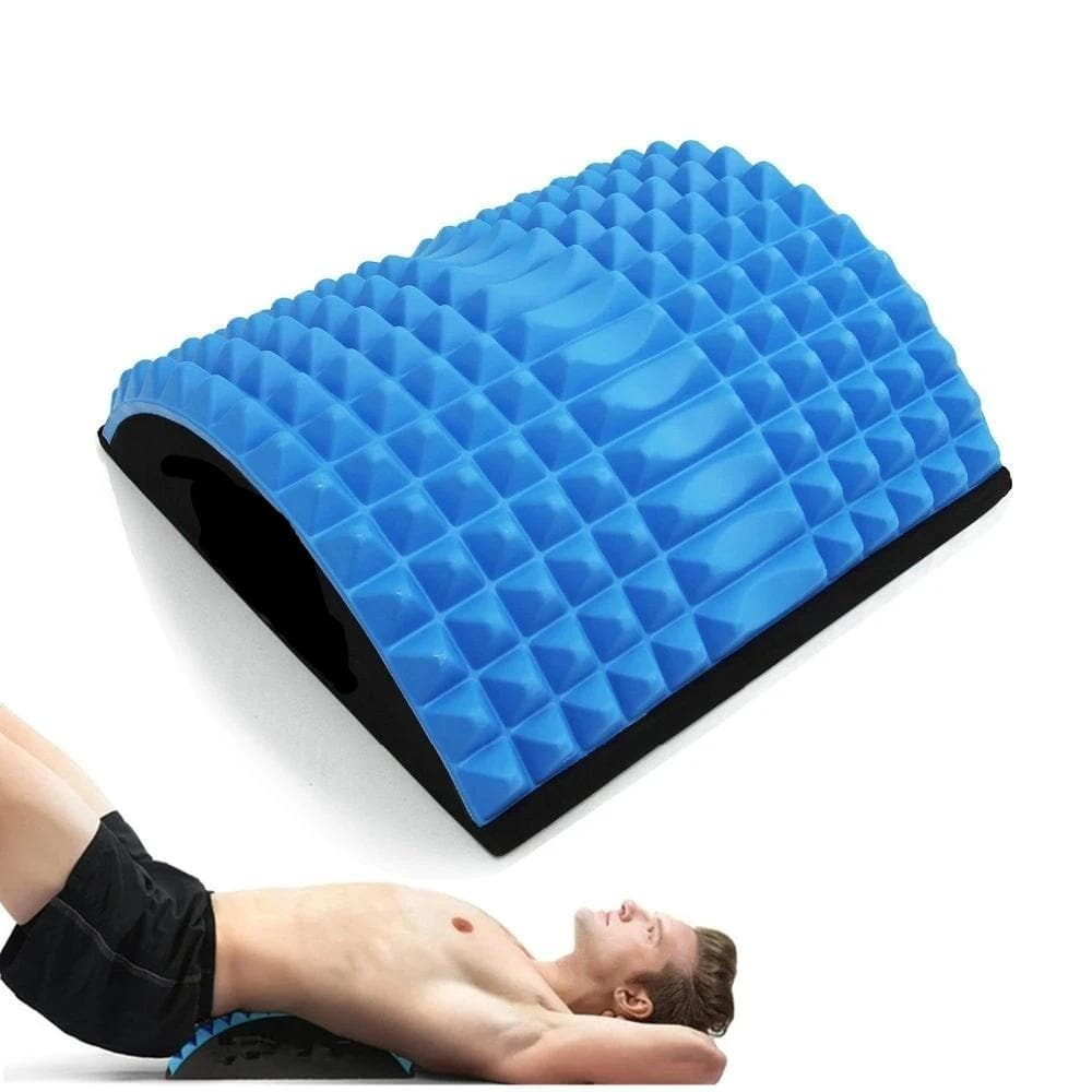 Abdominal Mat Core Trainer / Massaging Spikes / Ab Workouts & Back Stretcher