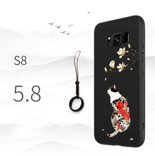 """ The Wave in Kanagawa"" - Hokusai Case For Samsung Galaxy S8 / S8 Plus"