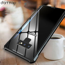 Luxury Hard Metal Frame  For Samsung Galaxy Note 9