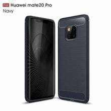 Silicone Rugged Armor Case For Huawei Mate 20 Pro / Mate 20