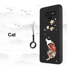 """ The Wave in Kanagawa"" - Hokusai Case For Samsung Galaxy Note 9"