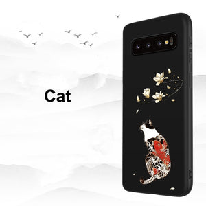 """ The Wave in Kanagawa"" - Hokusai Case For Samsung Galaxy S10 / S10 Plus / S10e"