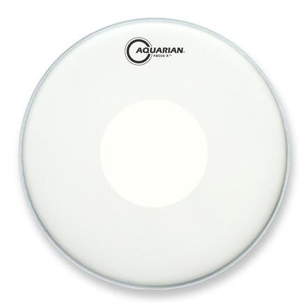 Aquarian - Focus-X Series Texture Coated Power Dot Single Ply Batter Drum Heads-Percussion-Aquarian-Music Elements