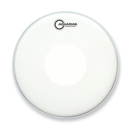 Aquarian - Texture Coated Series Power Dot Single Ply Batter Drum Heads-Percussion-Aquarian-Music Elements