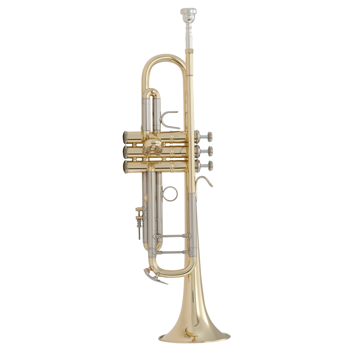Bach - Model 18072 Stradivarius - Bb Trumpets-Trumpet-Bach-18072 Lacquered-Music Elements