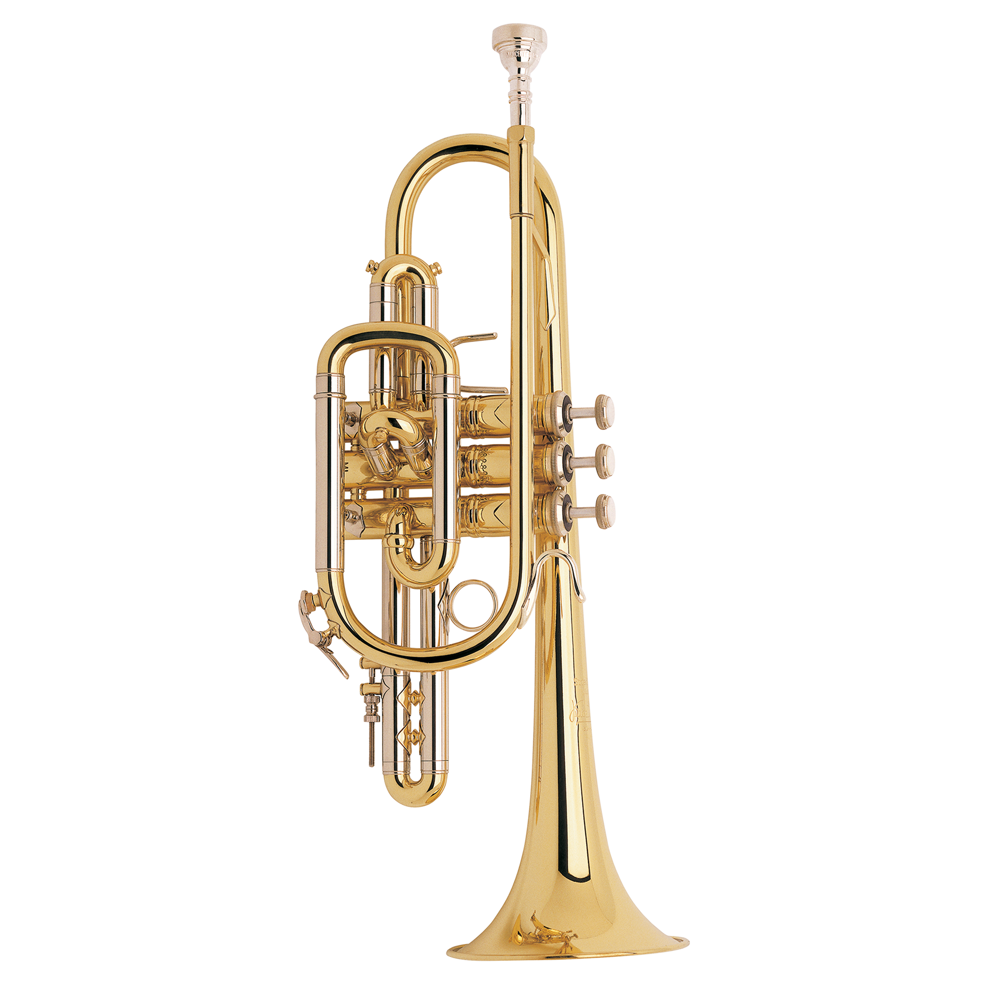 Bach - Model 181ML Stradivarius - Bb Cornet-Cornet-Bach-Music Elements