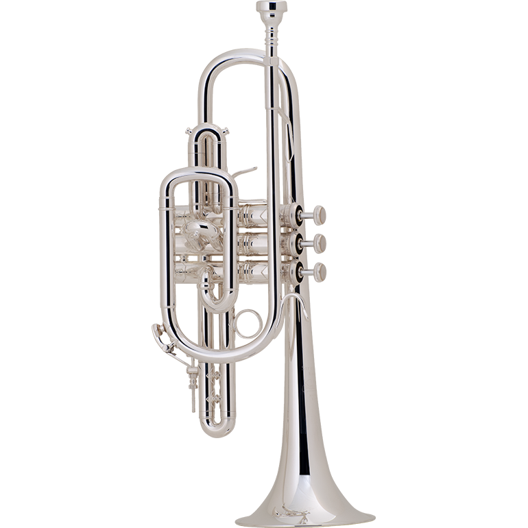 Bach - Model 181SML Stradivarius - Bb Cornet-Cornet-Bach-Music Elements
