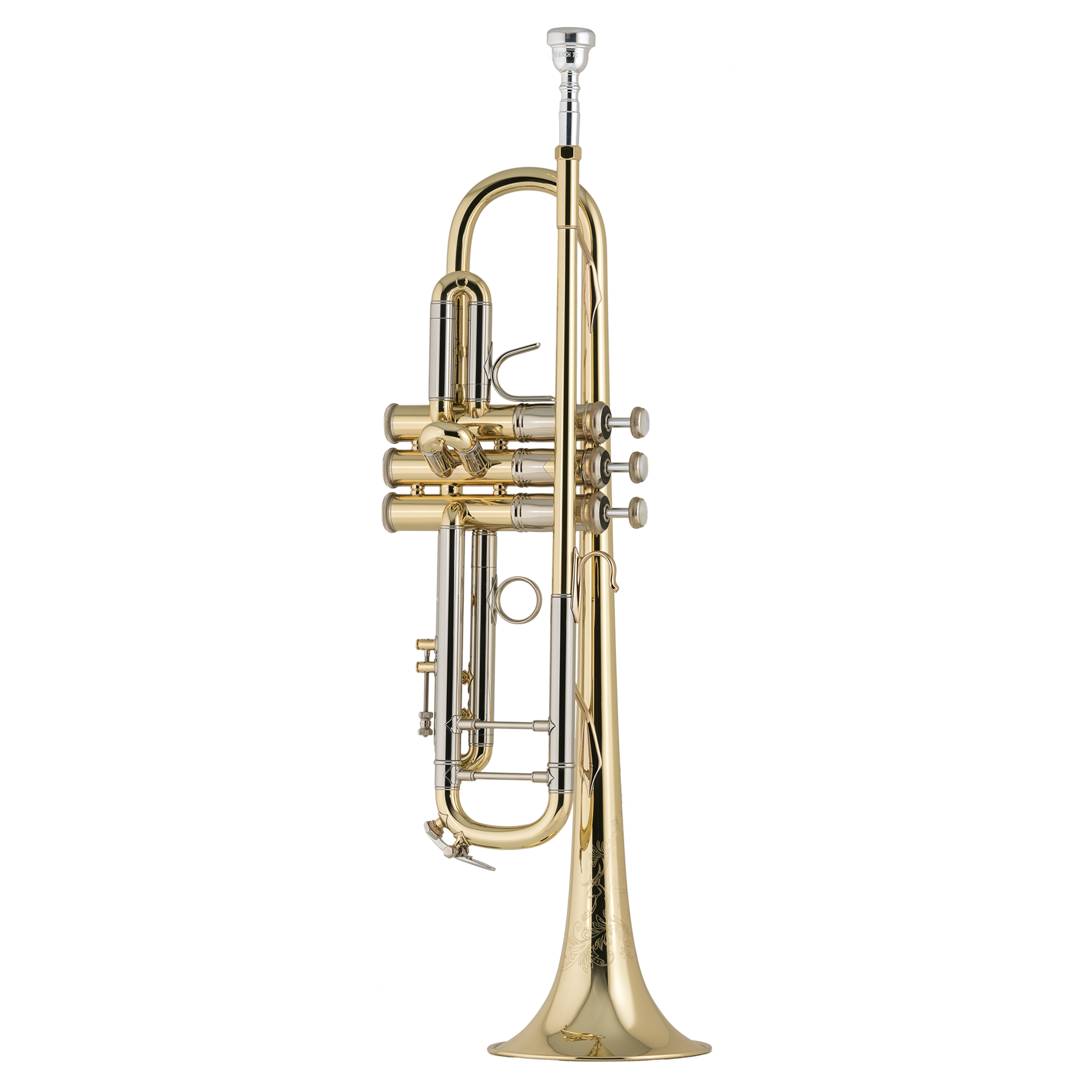 Bach - Model 19037 Stradivarius - Bb Trumpet (50th Anniversary Edition)-Trumpet-Bach-Music Elements