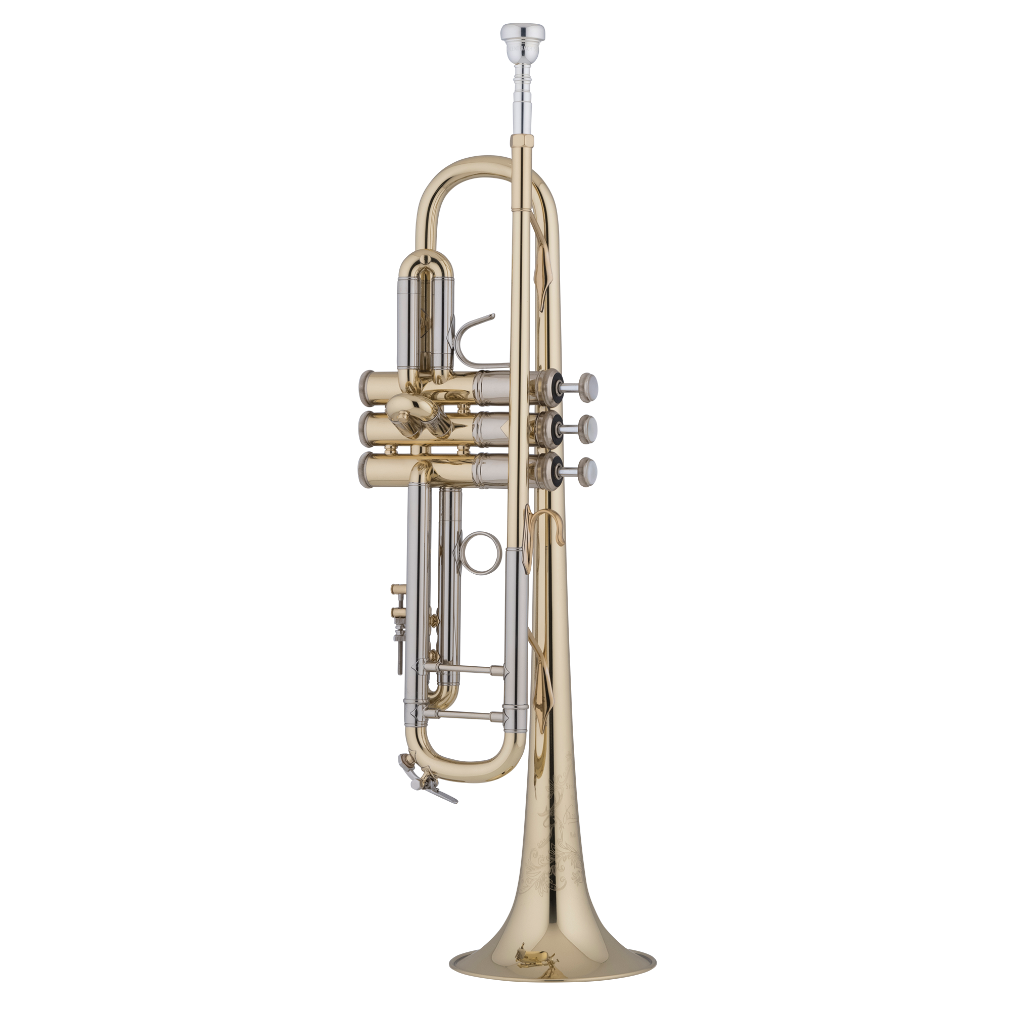 Bach - Model 19043 Stradivarius - Bb Trumpet (50th Anniversary Edition)-Trumpet-Bach-Music Elements