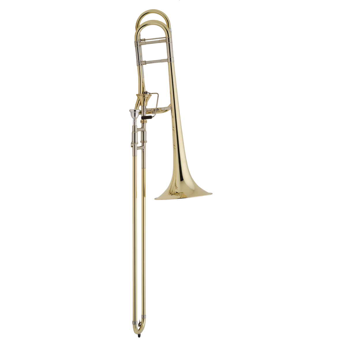 Bach - Model 42AF Stradivarius - Bb/F Tenor Trombone (with Infinity Axial Flow Valve)-Trombone-Bach-Music Elements