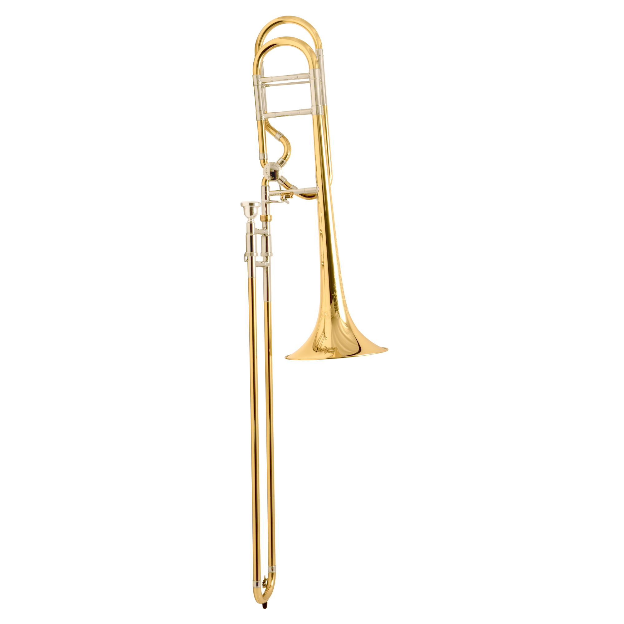 Bach - Model 42BOF Stradivarius - Bb/F Tenor Trombone-Trombone-Bach-Music Elements