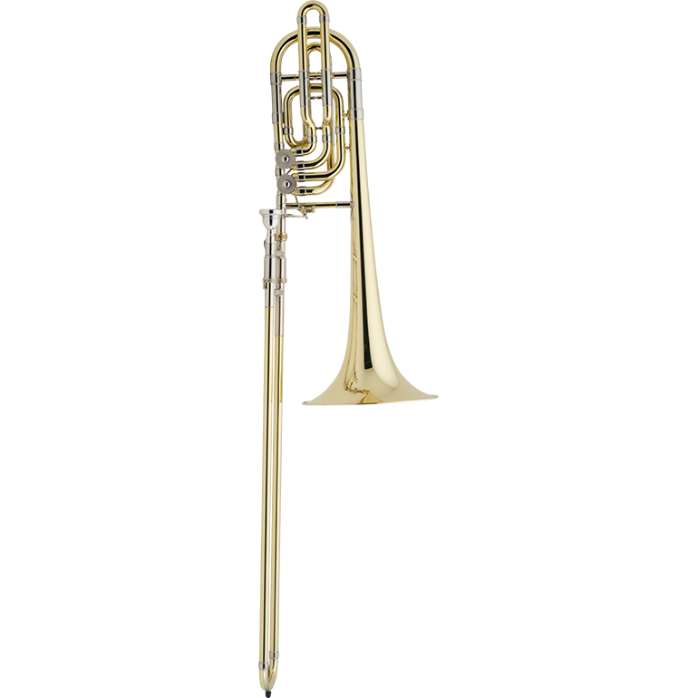 Bach - Model 50B3L Stradivarius - Bass Trombone-Trombone-Bach-Music Elements