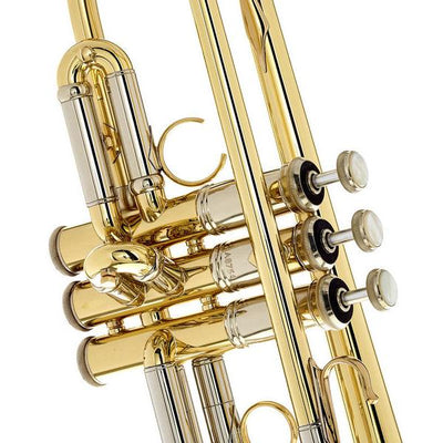 Bach - Model AB190 Stradivarius - Artisan Bb Trumpet-Trumpet-Bach-Music Elements