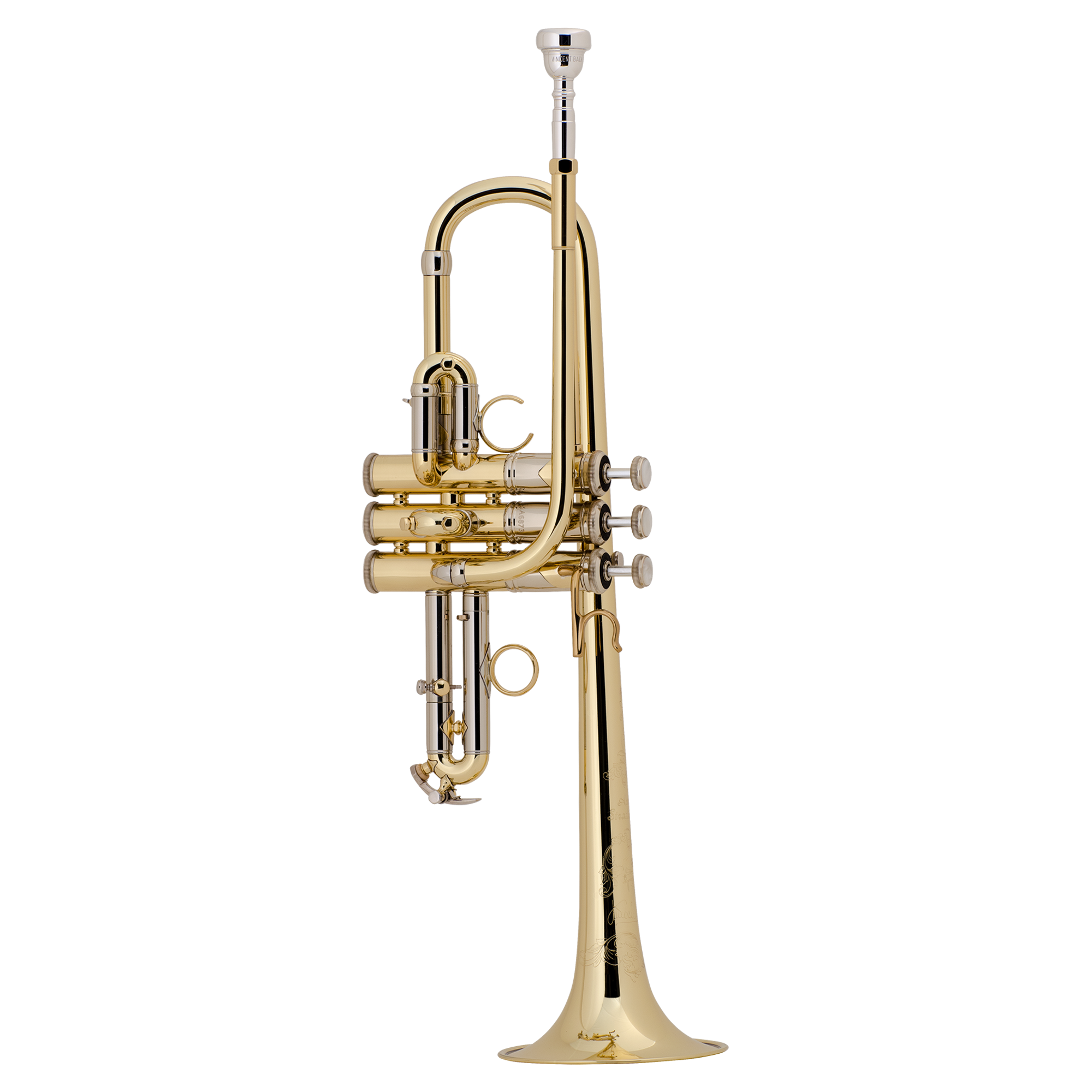 Bach - Model ADE190 Stradivarius - Artisan Eb/D Trumpet-Trumpet-Bach-Music Elements
