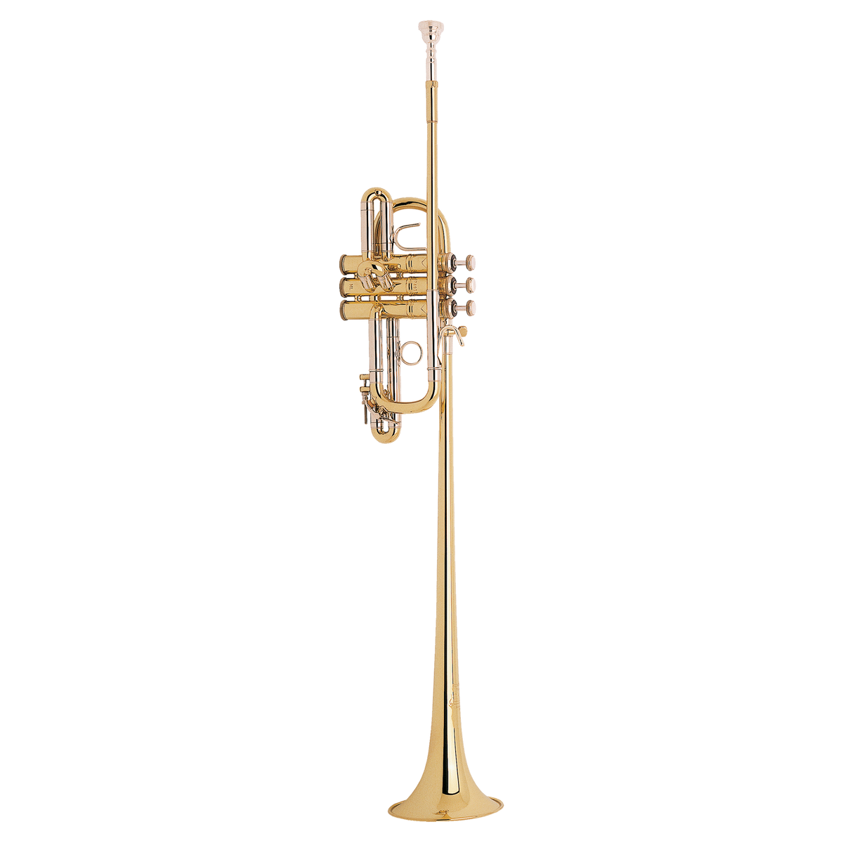 Bach - Model B185 Stradivarius - Triumphal Trumpet-Trumpet-Bach-Music Elements