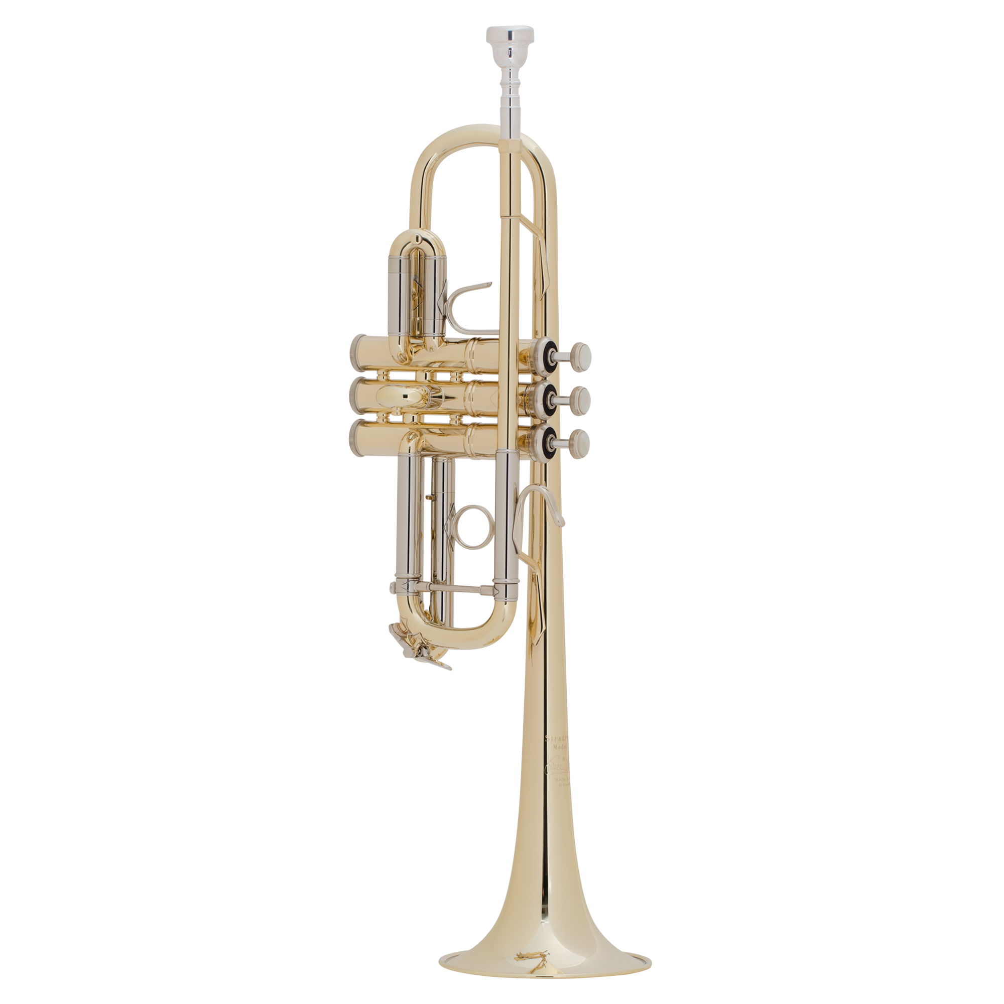 Bach - Model C180L239 Stradivarius - C Trumpet-Trumpet-Bach-Music Elements