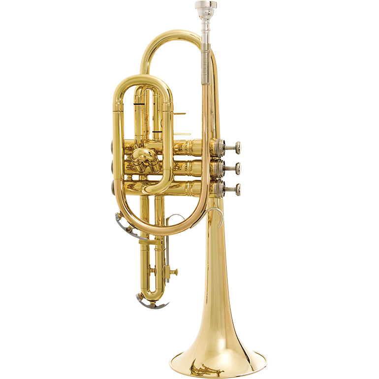 Bach - Model CR301H - Bb Cornet-Cornet-Bach-Music Elements
