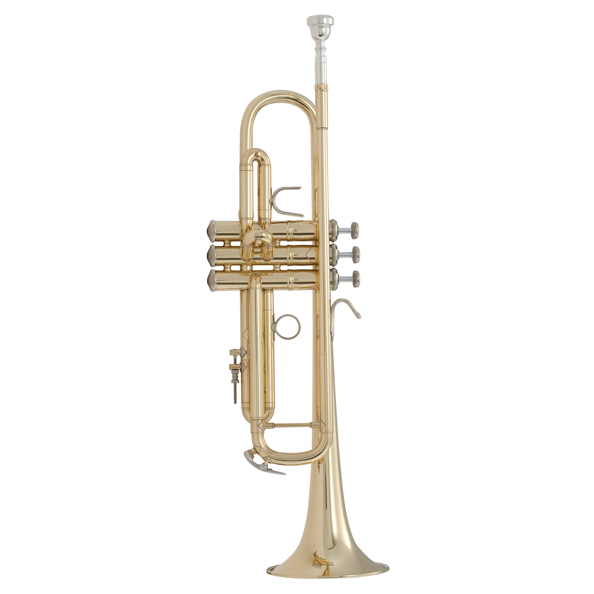 Bach - Model LR18037 Stradivarius - Bb Trumpet-Trumpet-Bach-Music Elements