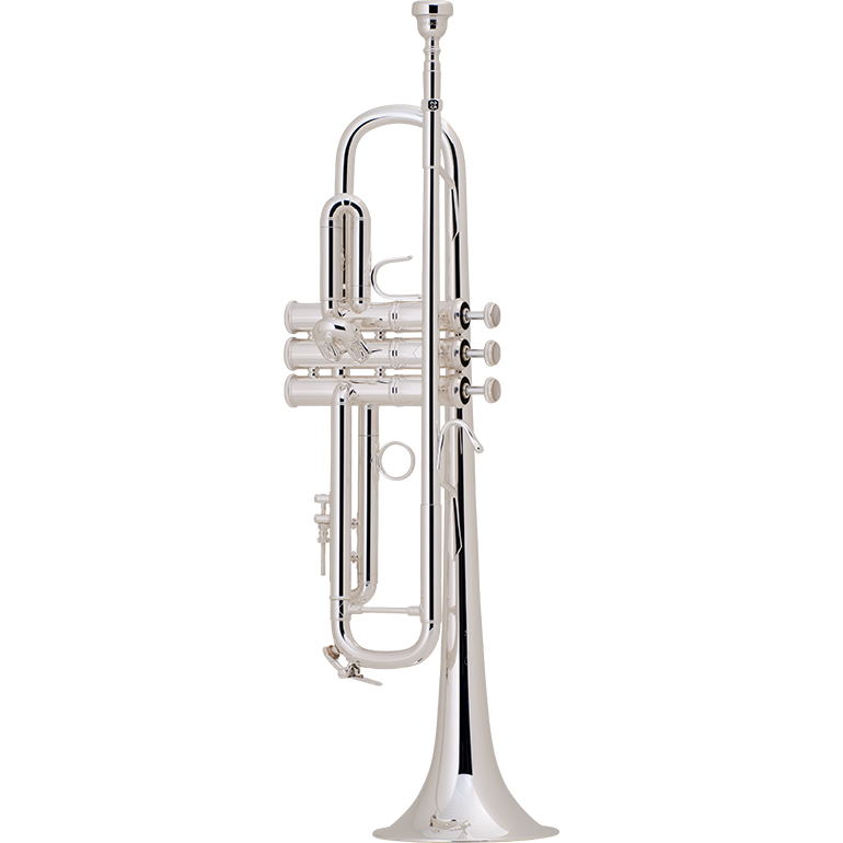 Bach - Model LR180S72 Stradivarius - Bb Trumpet-Trumpet-Bach-Music Elements