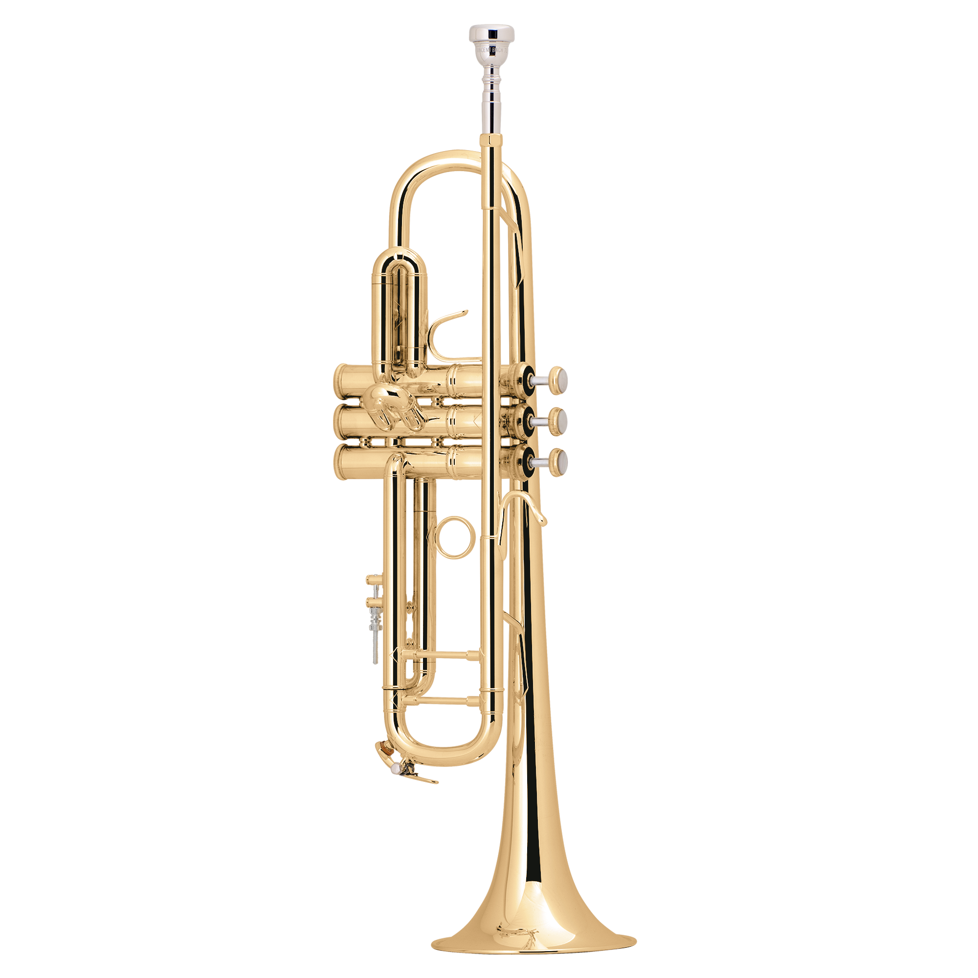 Bach - Model LT18037 Stradivarius - Bb Trumpet-Trumpet-Bach-Music Elements