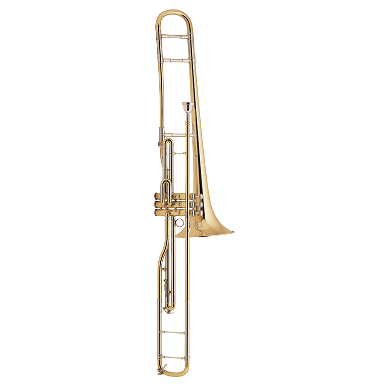 Bach - Model V16 Stradivarius - Bb Valve Trombone-Trombone-Bach-Music Elements