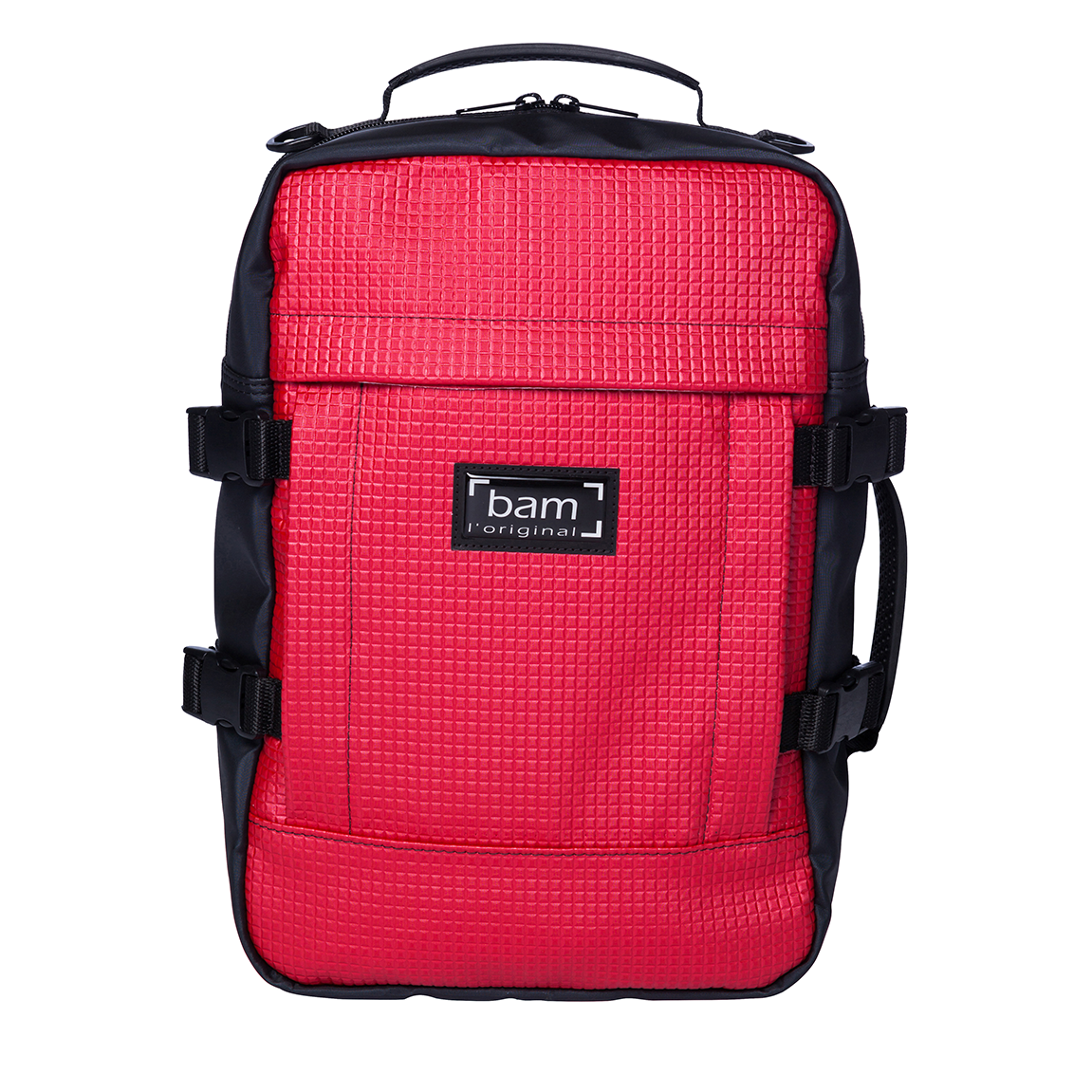 Bam - A+ Backpacks for Hightech Cases-Case-Bam-Red-Music Elements