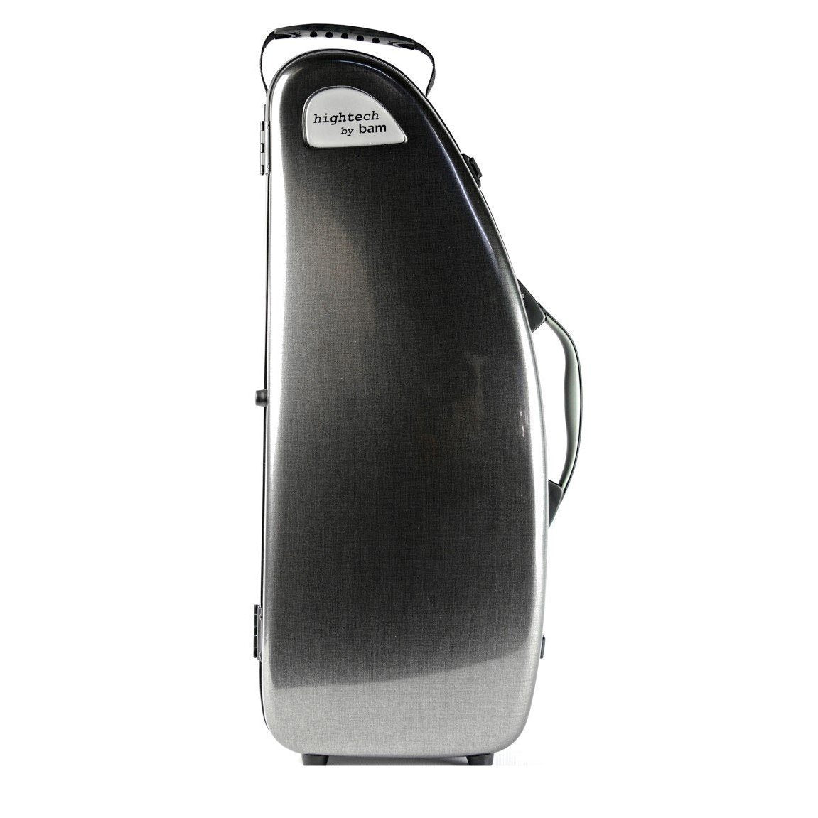 Bam - Hightech Alto Saxophone Cases (without Pocket)-Case-Bam-Tweed-Music Elements