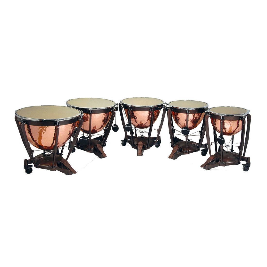 Bergerault - Grand Professional Timpani (Deep Polished Copper Bowl)-Percussion-Bergerault-Music Elements