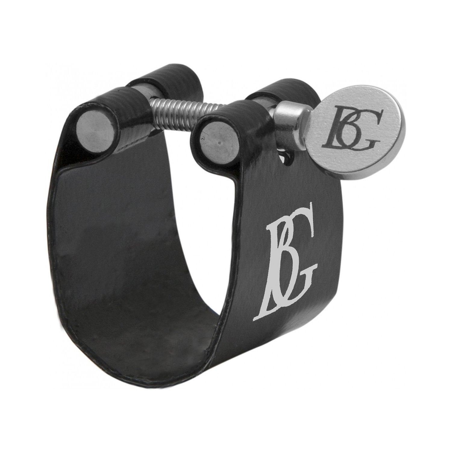 BG France - FLEX Ligatures for Eb Clarinet-Ligature-BG France-Black-Music Elements