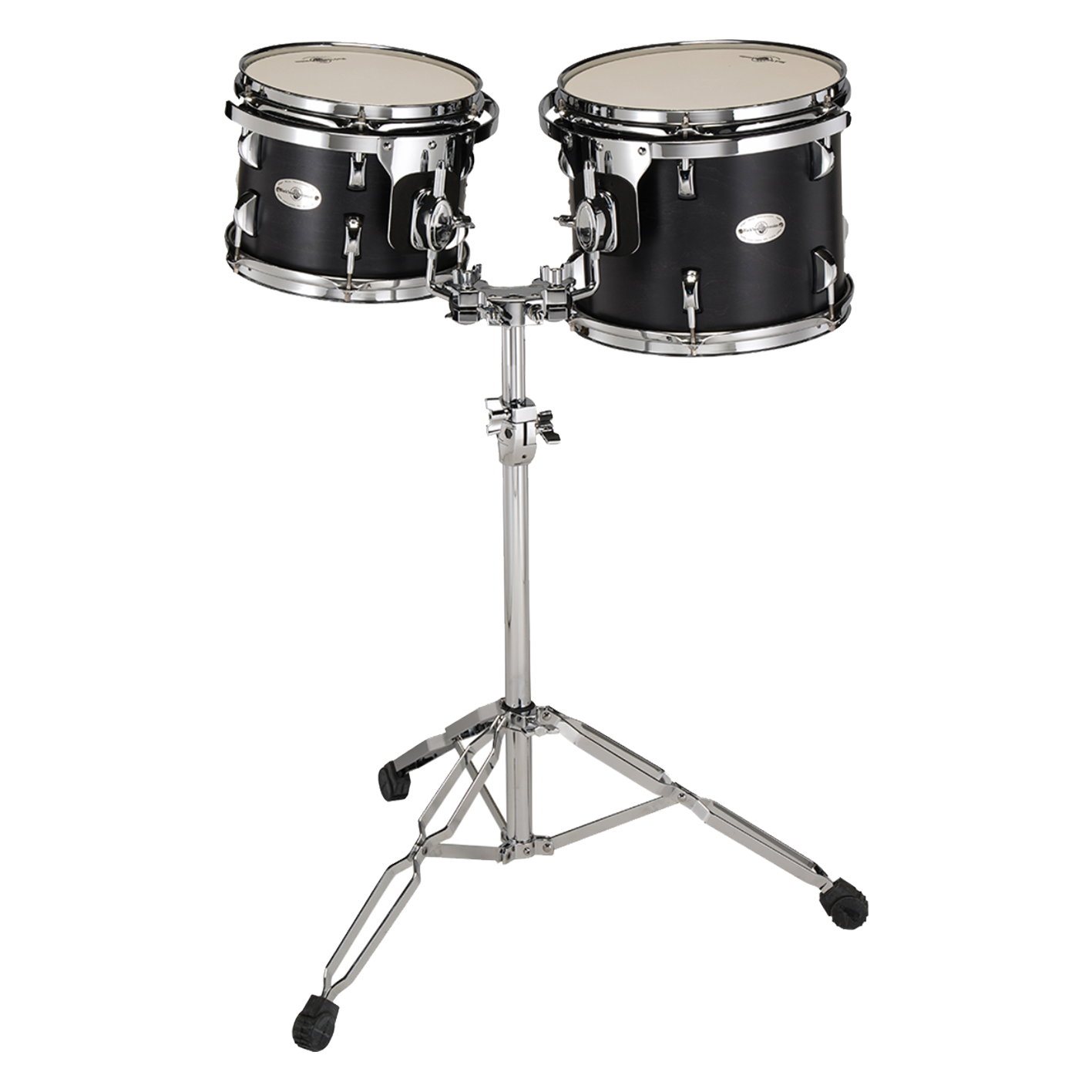 "Black Swamp - 10"" and 12"" Concert Toms Set with Stand-Percussion Accessories-Black Swamp-Music Elements"