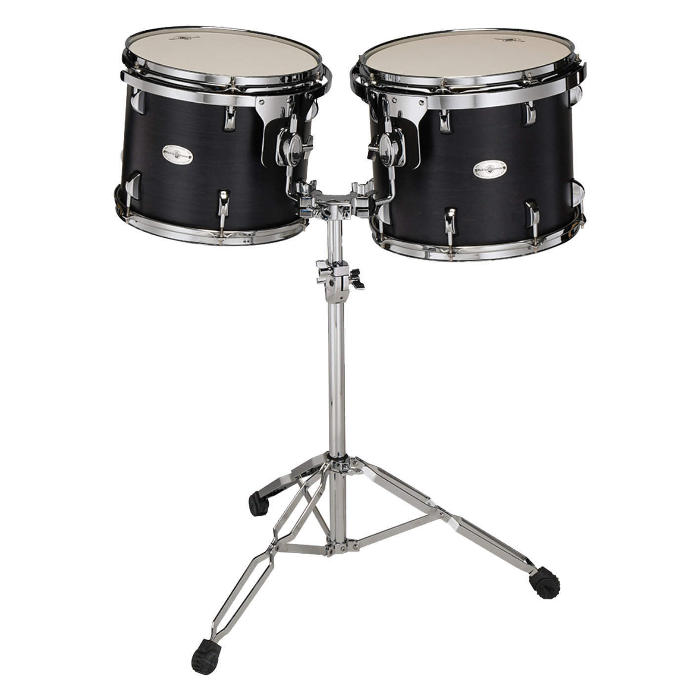 "Black Swamp - 13"" and 14"" Concert Toms Set with Stand-Percussion Accessories-Black Swamp-Music Elements"