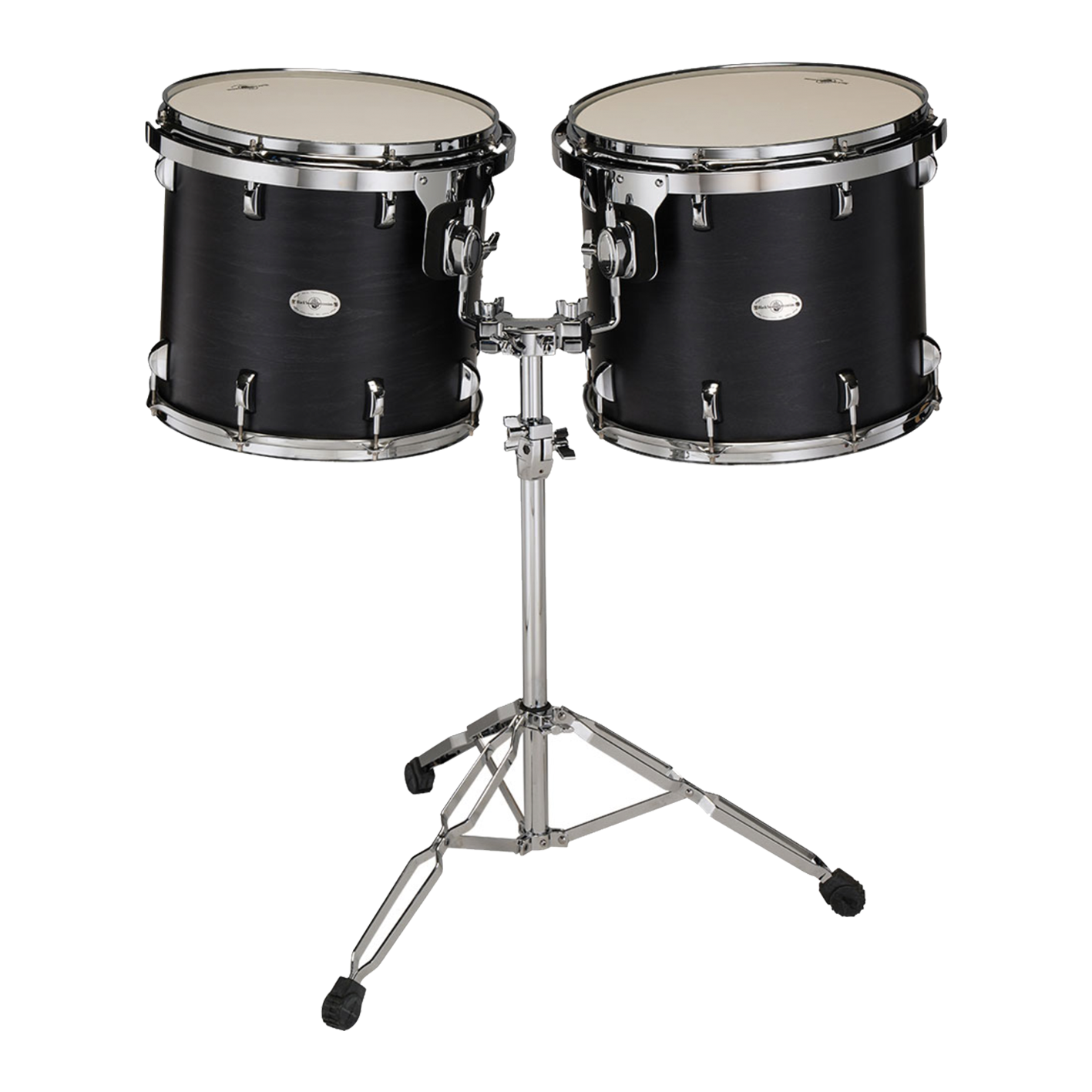 "Black Swamp - 15"" and 16"" Concert Toms Set with Stand-Percussion Accessories-Black Swamp-Music Elements"