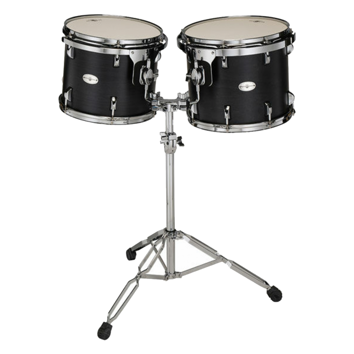 "Black Swamp - 6"" and 8"" Concert Toms Set w/ Stand-Percussion Accessories-Black Swamp-Music Elements"