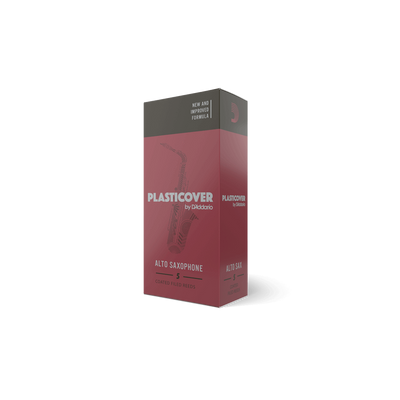 D'Addario - Plasticover by D'Addario - Alto Saxophone Reeds-Reed-D'Addario-Music Elements