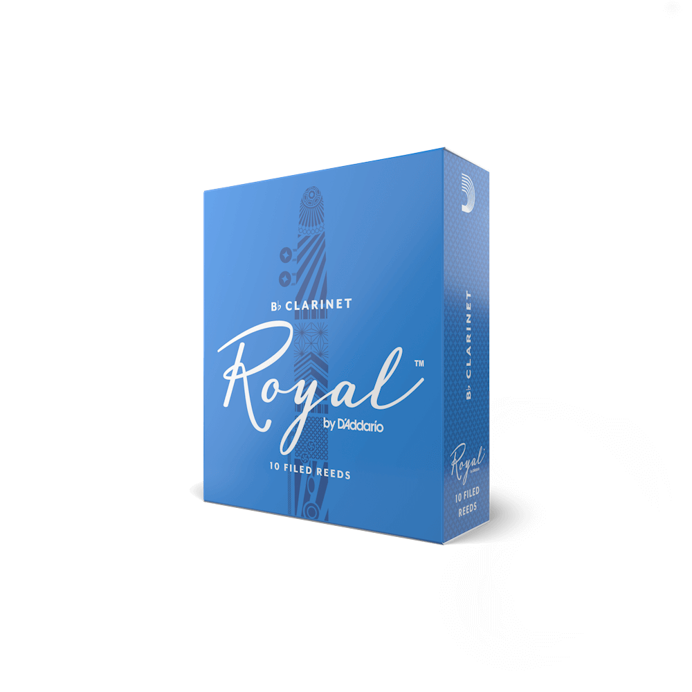 D'Addario - Royal by D'Addario - Bb/A Clarinet Reeds-Reed-D'Addario-Music Elements
