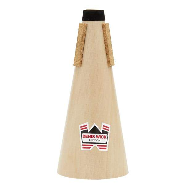 Denis Wick - DW5551 - Wooden Straight Mute for Bb Trumpet or Cornet-Mute-Denis Wick-Music Elements