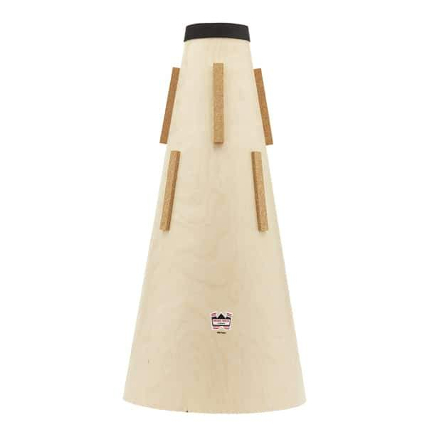 Denis Wick - DW5564 - Wooden Straight Mute for EEb Tuba-Mute-Denis Wick-Music Elements