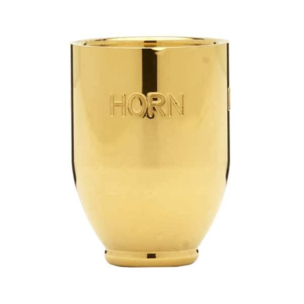 Denis Wick - HeavyTop (Gold Plated) Conversion Booster for French Horn Mouthpieces-Accessories-Denis Wick-Music Elements