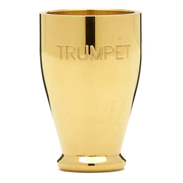 Denis Wick - HeavyTop (Gold Plated) Conversion Booster for Trumpet Mouthpieces-Accessories-Denis Wick-Music Elements